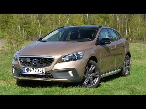 (ENG) Volvo V40 Cross Country D4 - Test Drive and Review