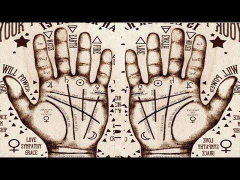 Geheime handpalmtekens kunnen uw verborgen paranormale krachten onthullen