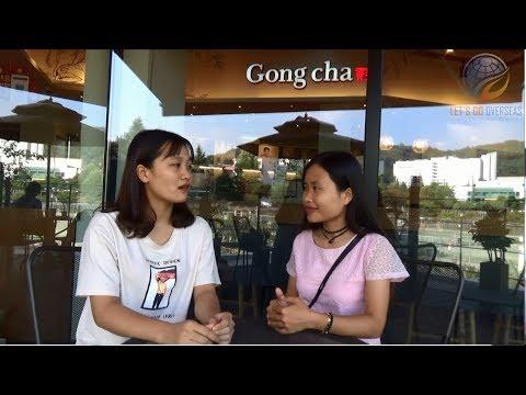 Phỏng vấn du học sinh đại học Honam- Hàn Quốc