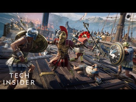 Let's Play 'Assassin's Creed Odyssey' On PlayStation 4 | Gaming Insider