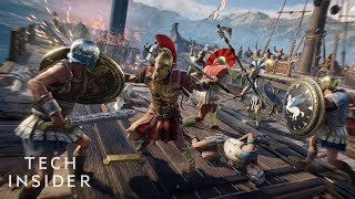 Let's Play 'Assassin's Creed Odyssey' On PlayStation 4   Gaming Insider