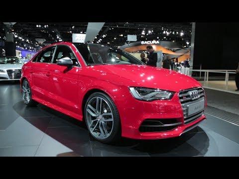 2015 Audi S3 - 2013 L.A. Auto Show