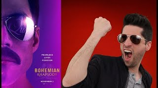 Bohemian Rhapsody - Movie Review
