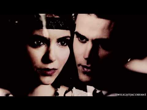 ►Stefan + Elena | I will love you till the end of time