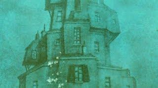 【魔女嘉尔】洪水来袭水位高涨,老人只能把房子像叠积木一样越建越高!直到有一天..........奥斯卡最佳动画短片《回忆积木小屋》