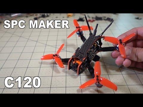 SPC Maker C120 Review