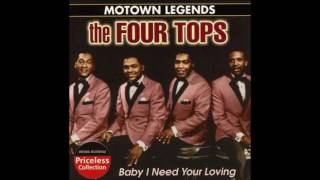 Baby I Need Your Loving ^The Four Tops    1964     HQ