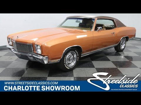 Video of '71 Monte Carlo - PYNQ