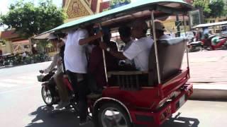 [ANUSSA] DHL Team Building 2nd Video, Cambodia