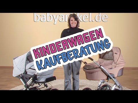 Kombikinderwagen - Kaufberatung Kinderwagen | Babyartikel.de