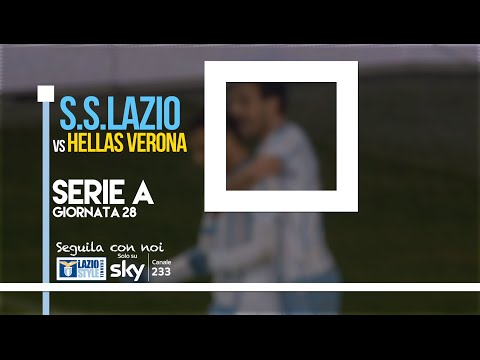 HIGHLIGHTS SERIE A TIM: LAZIO- HELLAS VERONA 2-0