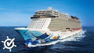 Norwegian Escape: Live-Rundgang Decks 6, 7, 8