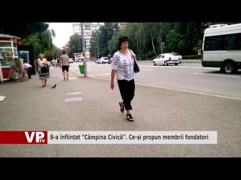 """S-a înființat """"Câmpina Civică"""". Ce-și propun membrii fondatori"""