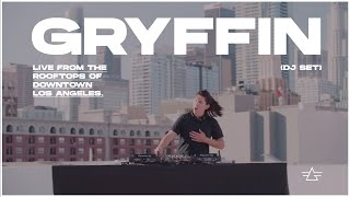 Gryffin Live From The Rooftops of Downtown Los Angeles (Full DJ Set)