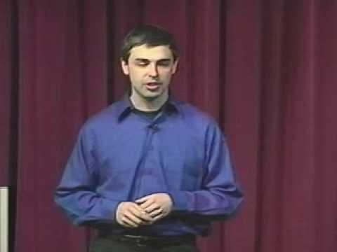 Google's Larry Page | Tips for The Entrepreneur