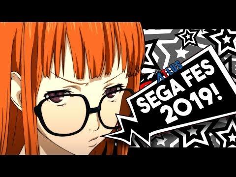 Persona 5 R Will Be Shown At Sega Fes 2019!