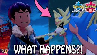 What Happens If Ditto Transforms Into Zacian and Uses Behemoth Blade In Pokemon Sword & Shield?!