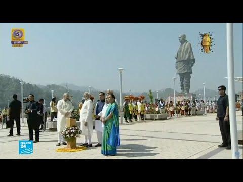 العرب اليوم - التفاصيل الكاملة لتدشين أطول تمثال في العالم وأسرار صاحبه