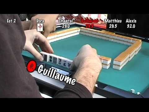 Mahjong au Parc Borély