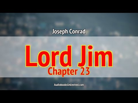 Lord Jim Audiobook Chapter 23