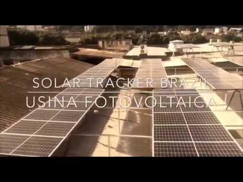 Usina Solar Tracker - modelo de usina 2019 - Conheça-nos!
