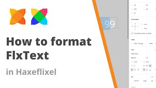 17. How to format FlxText and change fonts globally in Haxeflixel