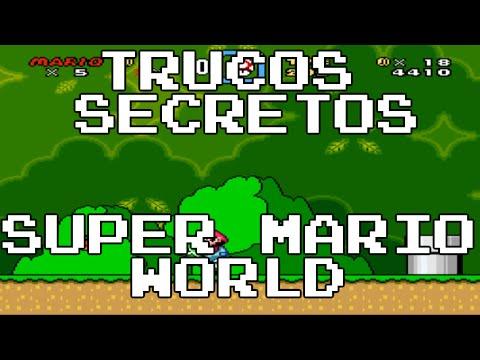 Trucos Secretos: Super Mario World - Retro Toro