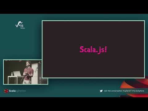 Bridging the tooling gap with Scala.js