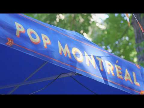 POP Montreal Festival 2017 is… Popping!