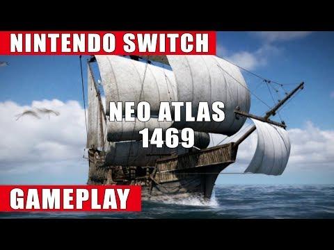 Neo ATLAS 1469 Nintendo Switch Gameplay