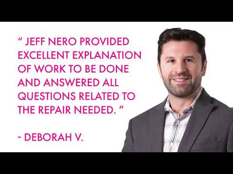 Customer feedback is so important to us. Check out what our customer had to say about their experience with Senior Design Specialist, Jeff Nero.