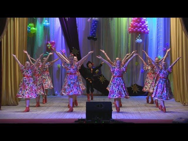 """Образцовый детский танцевальный коллектив """"Задоринка"""" Серединский ЦСДК"""