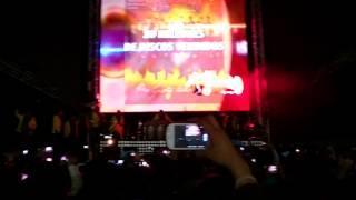 preview picture of video 'BANDA EL RECODO Presentación Santa Ana Chiautempan 5 diciembre 2014'