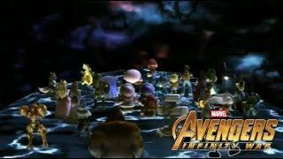 Super Smash Bros. Brawl Super Bowl Spot (Avengers: Infinity War Style)