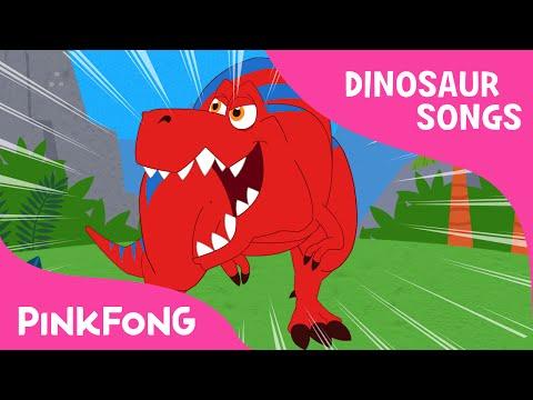 Dinosaur Song for Kids | Nursery Rhymes | Dinosaur Songs | PINKFONG Songs for Children