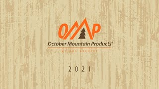 October Mountain Products - 2021 Product Line Overview