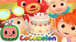 Pat a Cake Song | CoCoMelon Nursery Rhymes & Kids Songs