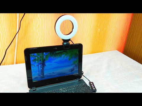 Светодиодный кольцевой светильник Ulanzi VIJIM / Ulanzi VIJIM LED ring light