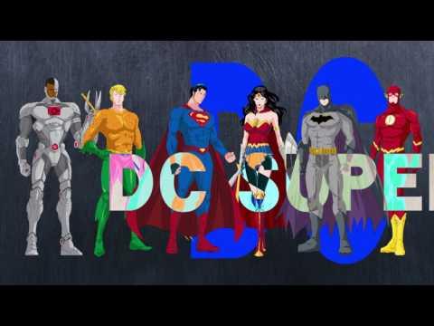 映画「DCスーパーヒーローズvs鷹の爪団」総統&吉田くんによる寸劇告知ムービー