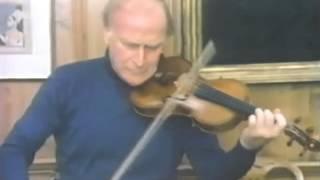 Menuhin and Paganini