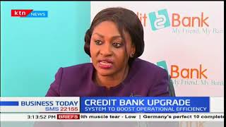 Credit Bank Upgrade: System to boost operational efficiency