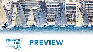 Olympic Classes: Finn sailors flock to Athens for what is shaping up to be a spectacular European Ch