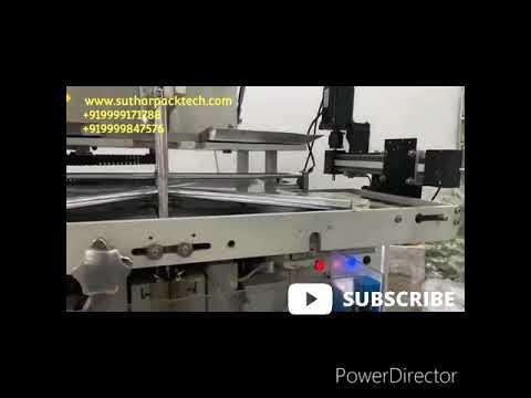 6 Track Sachet Filling Machine