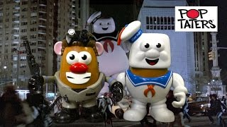 Mr. Potato Head Poptaters Ghostbuster & Marshmallow Man from PPW Toys