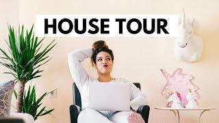 HOUSE TOUR !!! Mi Pisito De Soltera 💃 + ¡LA PRETTY HOME! | Pretty And Olé