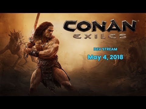 Conan Exiles - Gameplay sur PS4 de Conan Exiles
