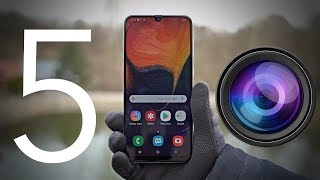 Samsung Galaxy A50 Review Solid Midrange Phone