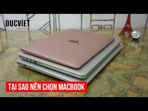 Tại sao lập trình viên nên chọn Macbook   Đức Việt