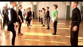 preview picture of video 'Zajęcia taneczne Szkoły Tańca Gutovskyi'