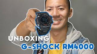 Jam G-SHOCK RM4000?! Kenapa MAHAL Sgt Ni?